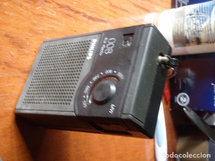 Radios antiguas: RADIO TRANSISTOR PHILIPS 008 FUNCIONANDO - Foto 2 - 87363920