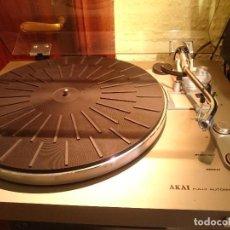 Radios antiguas: TOCADISCOS AKAI AP-103C. Lote 87439684