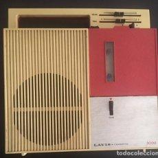 Radios antiguas: CASSETTE PICK UP LAVIS 1002 AÑOS 60-70. Lote 87514972