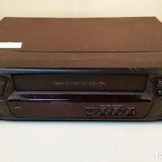 Radios antiguas: VIDEO VHS FUNAI 8A-027. SE VE CON AGUILLA (PUEDE SER LIMPIEZA DE CABEZALES). Lote 88764580