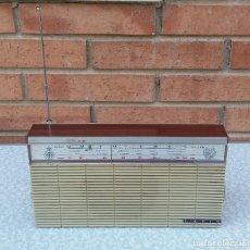 Radios antiguas: ANTIGUA RADIO MARCA LAVIS MODELO 320 AM ORIGINAL VER DESCRIPCION. Lote 88791168