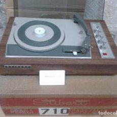 Radios antiguas: TOCADISCOS STIBERT MOD.710.PICK-UP,NUEVO.. Lote 88898808