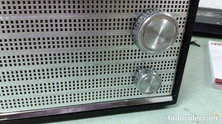 Radios antiguas: RADIO MULTIBANDAS VEF 206 - Foto 5 - 146029024