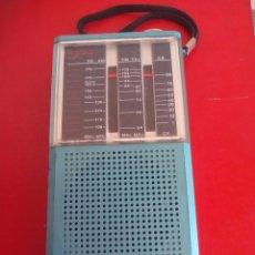Radios antiguas: RADIO TRANSISTOR MARCA PAN INTERNACIONAL COMBICONTROLL 5. MADE IN UK. Lote 90214636