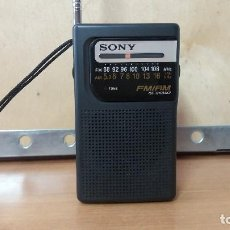 Radios antiguas: RADIO TRANSISTOR SONY ICF S10MK2. Lote 90625365