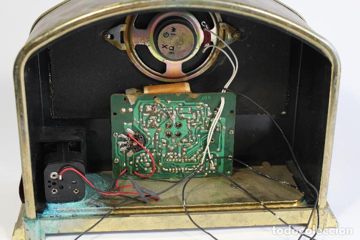 Radios antiguas: RADIO TRANSISTOR FUNCIONANDO - Foto 5 - 41625171