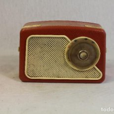 Radios Anciennes: DANSETTE 111 VINTAGE TRANSISTOR RADIO 1959. Lote 91332085
