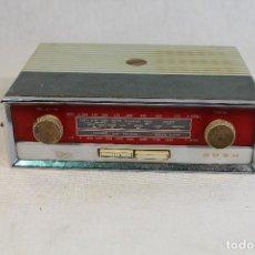 Radios antiguas: RADIO TRANSISTOR VINTAGE MARCA BUSH. Lote 91332730
