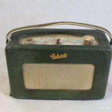 Radios antiguas: ROBERTS MODELO R 200RADIO TRANSISTOR VINTAGE 1960. Lote 111806422