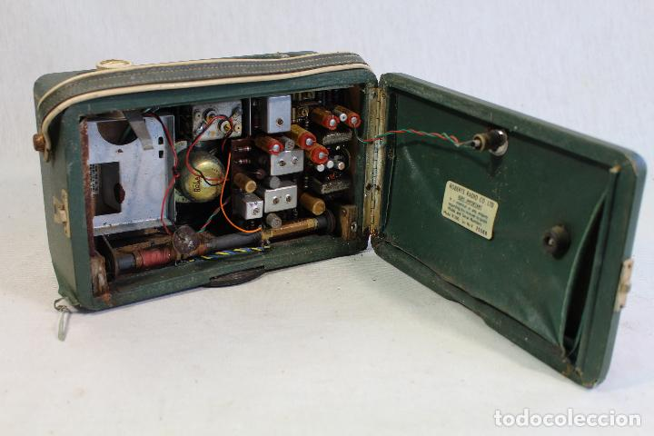 Radios antiguas: roberts modelo r 200radio transistor vintage 1960 - Foto 2 - 111806422