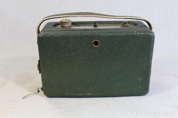Radios antiguas: roberts modelo r 200radio transistor vintage 1960 - Foto 3 - 111806422