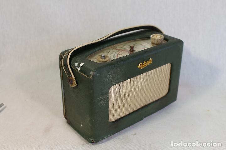 Radios antiguas: roberts modelo r 200radio transistor vintage 1960 - Foto 4 - 111806422