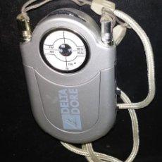 Radios antiguas: PEQUEÑA ORIGINAL RADIO LINTERNA PUBLICITARIA. Lote 91404220