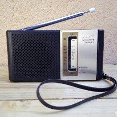 Radios antiguas: RADIO TRANSISTOR SONY TF-6060W FUNCIONANDO FALTA TAPA PILAS. Lote 91509099