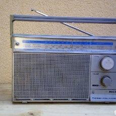 Radios antiguas: RADIO TRANSISTOR PHILIPS D2214 FUNCIONANDO. Lote 91509534