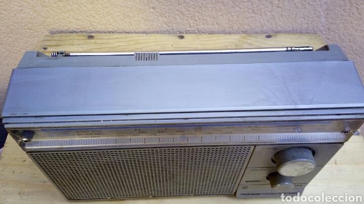 Radios antiguas: RADIO TRANSISTOR PHILIPS D2214 FUNCIONANDO - Foto 7 - 91509534
