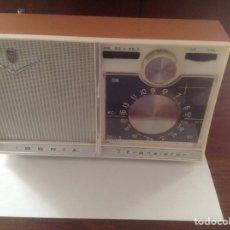 Radios antiguas: RADIO ANTIGUA IBERIA 7 TRANSISTOR. Lote 99228576