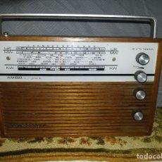 Radios antiguas: RADIO DE COLECCIÓN-SCHAUB-LORENZ AMIGO TK 121061. Lote 92996325