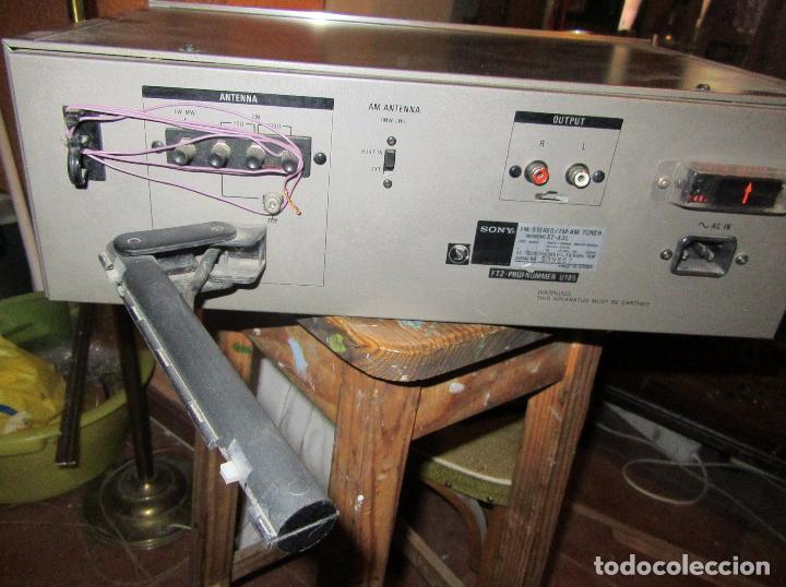 Radios antiguas: RADIO SONY MODELO ST- A3L - Foto 6 - 44418041