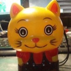 Radios antiguas: RADIO TRANSISTOR INFANTIL AÑOS 70-80 TIGRE. Lote 93964865