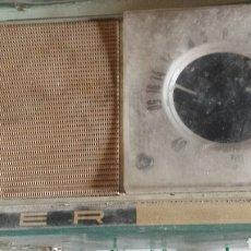 Radios antiguas: RADIO ANTIGUA INTER VINTAGE AÑOS 60. Lote 94402226
