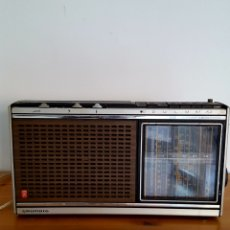 Radios antiguas: RADIO GRUNDIG. Lote 94413390