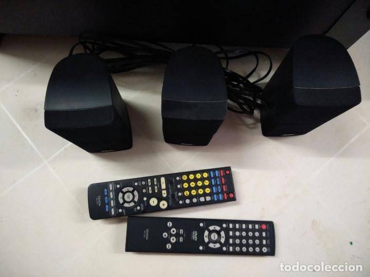 Radios antiguas: HOME CINEMA DENON AVR 1803+BOSE+DVD - Foto 5 - 94639935