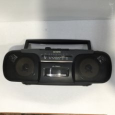 Radios antiguas: RADIO CASSETTE AIWA. Lote 94656339