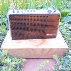 Radios antiguas: ANTIGUA RADIO TRANSISTOR BLAUPUNKT DERBY H. MADE IN GERMANY. LEER. Lote 95308179