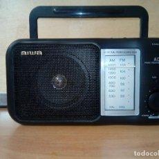 Radios antiguas: RADIO TRANSISTOR AIWA FR-C30EZ. Lote 95391723