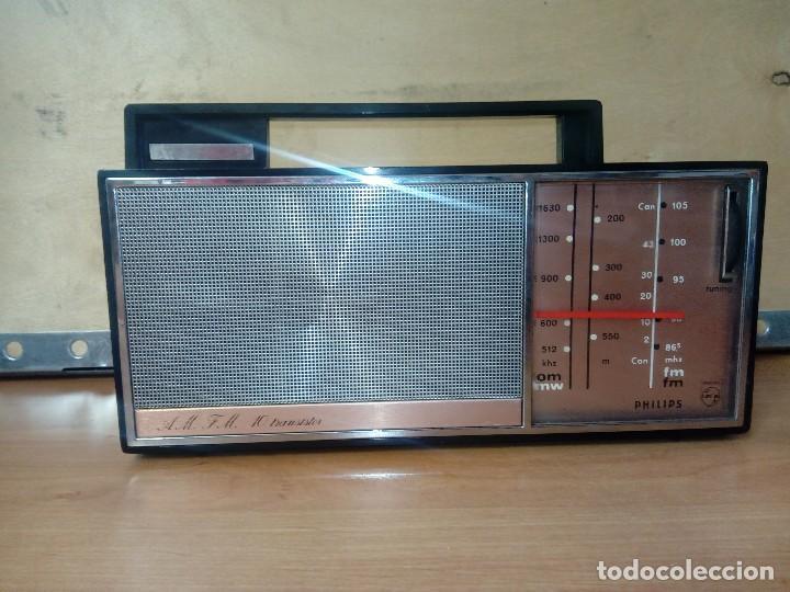 RADIO TRANSISTOR PHILIPS 30 RL 633 (Radios, Gramófonos, Grabadoras y Otros - Transistores, Pick-ups y Otros)
