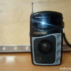 Radios antiguas: RADIO TRANSISTOR HISONIC HS -235. Lote 95396987