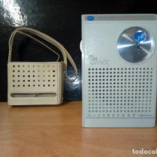 Radios antiguas: RADIO TRANSISTOR VANGUARD MINI SAMOS. Lote 95514763