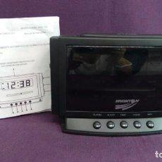 Radios antiguas: RADIO RELOJ DIGITAL NUEVO-EXCLUSIVO-RADIO NERVIÓN. Lote 95562351