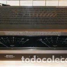 Radios antiguas: AMPLIFICADOR POWER STEREO ( ETAPA POTENCIA HITACHI) HMA-7500 MK II PDELUXE. Lote 95591119