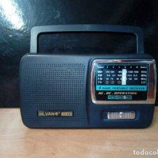Radios antiguas: RADIO TRANSISTOR SILVAN HS-603. Lote 95593003