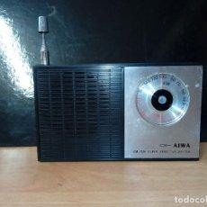 Radios antiguas: RADIO TRANSISTOR AIWA AR-734. Lote 95604211