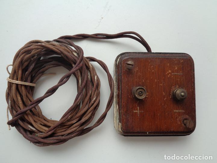 Radios antiguas: AURICULARES CON ACCESORIOS.2ª GUERRA MUNDIAL - Foto 2 - 95640019