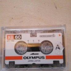 Radios antiguas: MICROCASSETTE OLYMPUS XB 60 SIN ABRIR. Lote 96435623