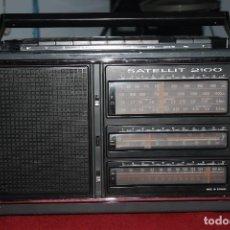 Radios antiguas: RECEPTOR GRUNDIG. Lote 96531963