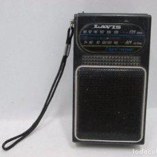 Radios antiguas: A-308 / RADIO LAVIS - 2 BAND RECEIVER - NUNCA PROBADA. Lote 96571211