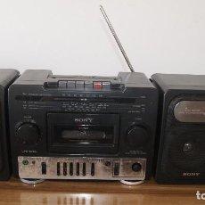 Radios antiguas: MINI CADENA SONY CFS-1030L. Lote 96859979
