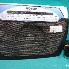 Radios antiguas: RADIO TRANSISTOR THOMSON PORTABLE . Lote 97186767