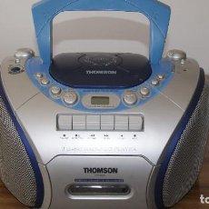 Radios antiguas: RADIO CASSETTE CD THOMSON TM 9233. Lote 97513639