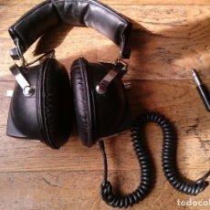 Radios antiguas: AURICULARES STEREO/MONO 8 OHM SH-2000 JAPAN SONY. Lote 97599623