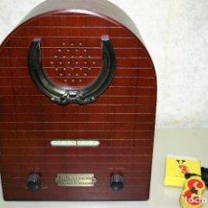 Radios antiguas: RADIO PUBLICITARIA JB. Lote 97656231