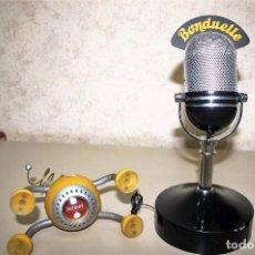 Radios antiguas: RADIO PUBLICITARIA BONDUELLE, NOBEL. Lote 97658639