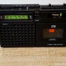 Radios antiguas: RADIO CASETE POPPY. Lote 97665651