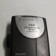 Radios antiguas: RADIO WALKMAN PHILIPS MODELO SBC 5607. Lote 97684707