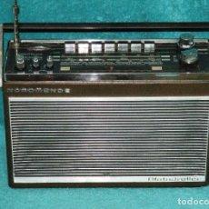 Radios antiguas: RADIO TRANSISTOR NORMENDE TIPO 101. Lote 97691327